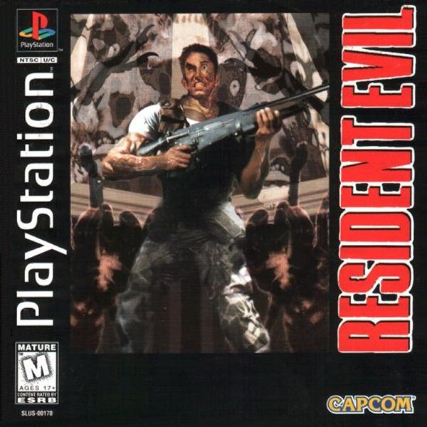 Resident-Evil-1996-Capcom