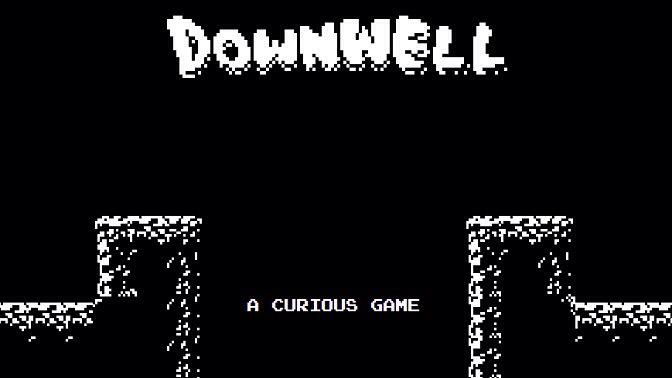 Jugar Downwell- Reseña