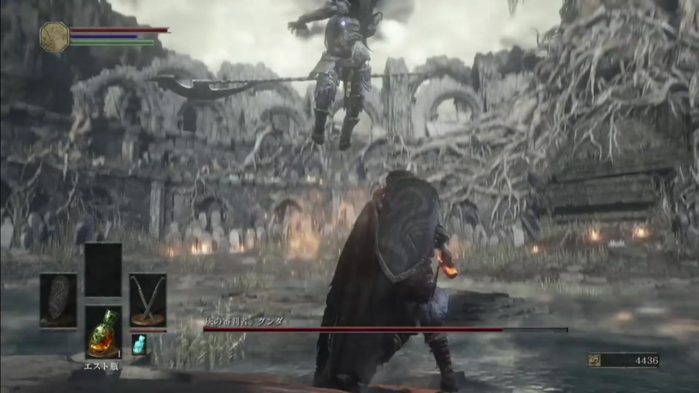 Heraldo Review Dark Souls3 04