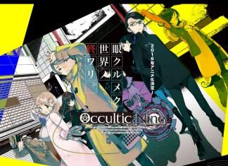 Las novelas de Occultic;Nine tendrán anime este año