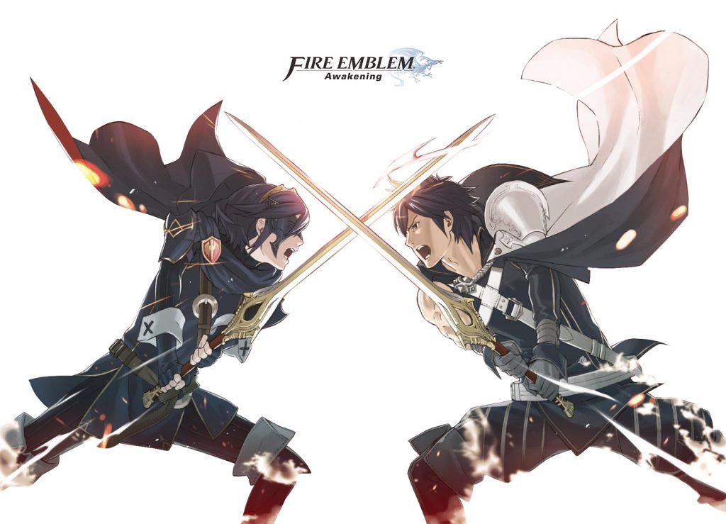 fire emblem awakening dlc