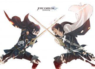 Fire Emblem Duel Chrom vs Lucina
