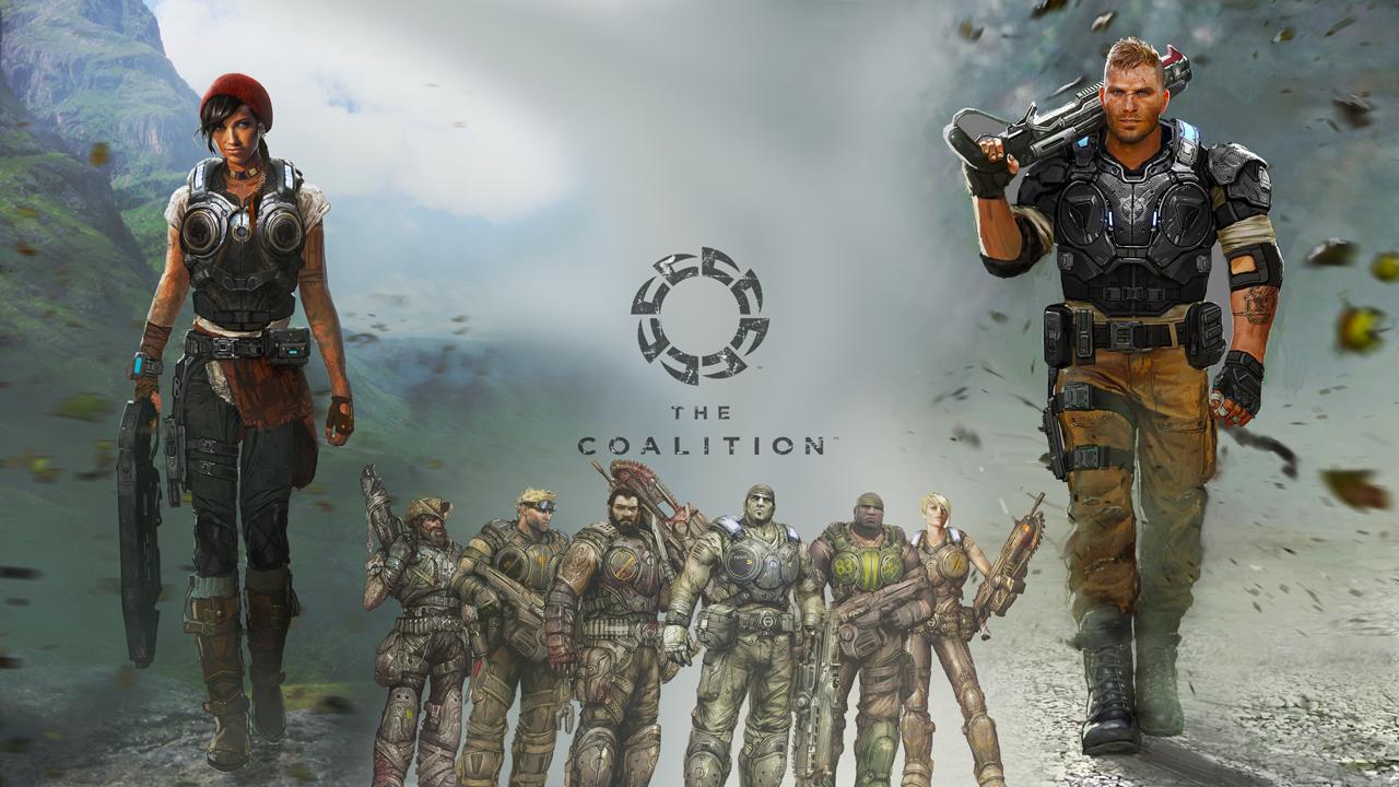 fecha de salida para Gears of War 4