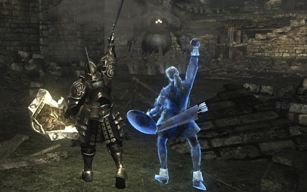 Review Demon souls04