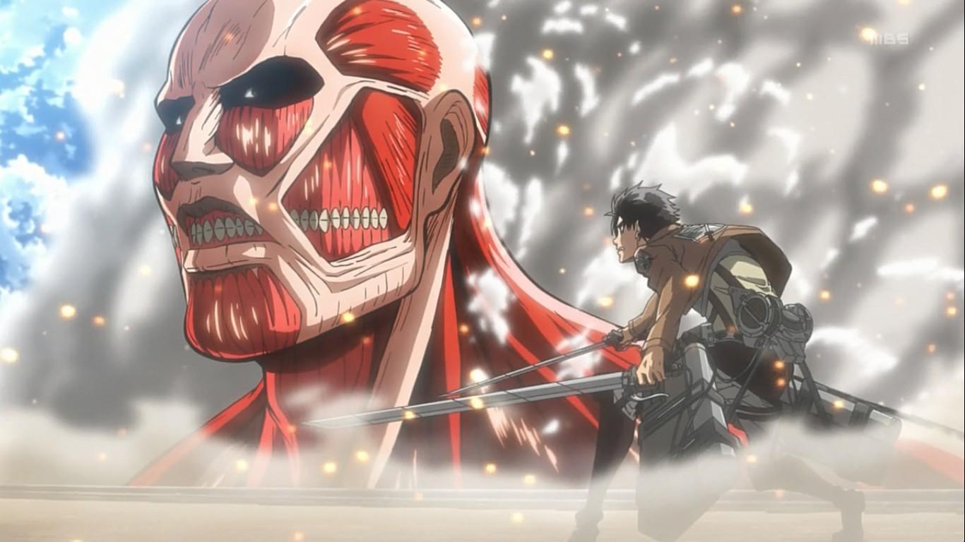 segunda temporada de shingeki no kyojin