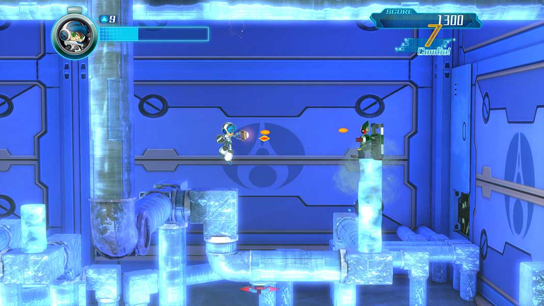 escenario mighty no 9