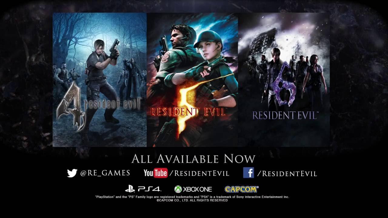 Resident evil modern hits