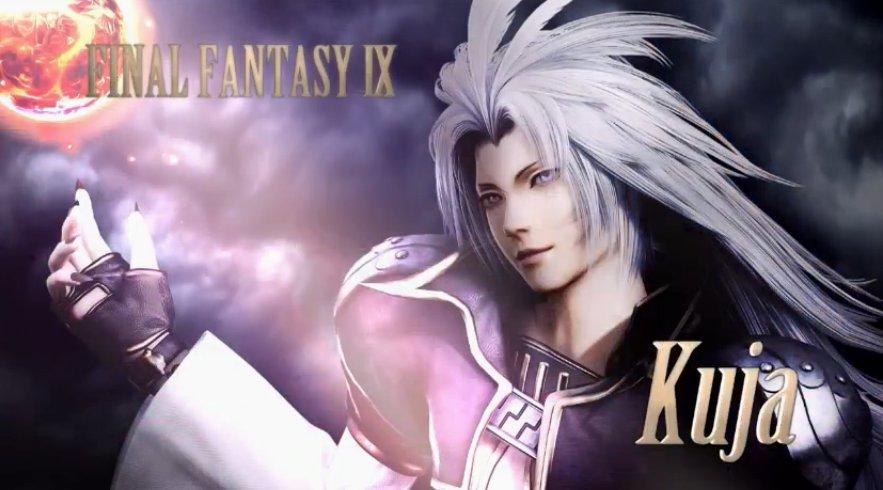 Llega Kuja al juego de peleas Dissidia Final Fantasy